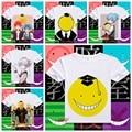 New Fashion Assassination Classroom T Shirt Short Sleeve Japan Anime tshirts Cartoon Korosensei tops Ansatsu Kyoushitsu XD-044
