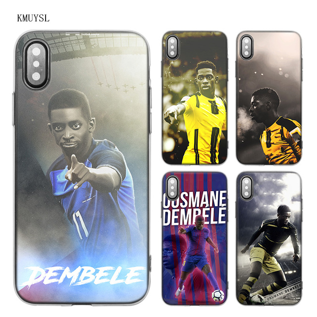coque iphone 7 dembele