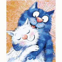 Kedi Boyama Promosyon Tanıtım ürünlerini Al Kedi Boyama Aliexpress