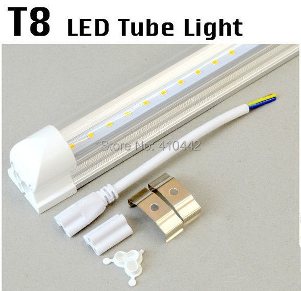 Aliexpress.com : Buy 30Pcs/lot Led fluorescent 22W T8 led ...