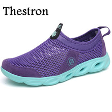 Thestron Beach Water Shoes For Woman Comfortable Girls Shoes For Water Sports Summer Quick Dry Shoes Aqua Sneakers