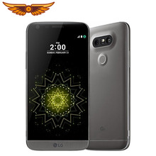 Original Unlocked LG G5 Quad core 5.3 Inch 4GB RAM 32GB ROM 16.0 MP LTE Snapdragon 820 QHD IPS 1080P Refurbished Smartphone(China)
