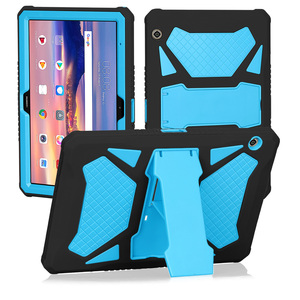 Image 1 - Heavy Duty Armor Case For Huawei MediaPad T5 10 PC and Silicon Cover For MediaPad T5 10 AGS2 W09/L09/L03/W19 10.1 inch cover