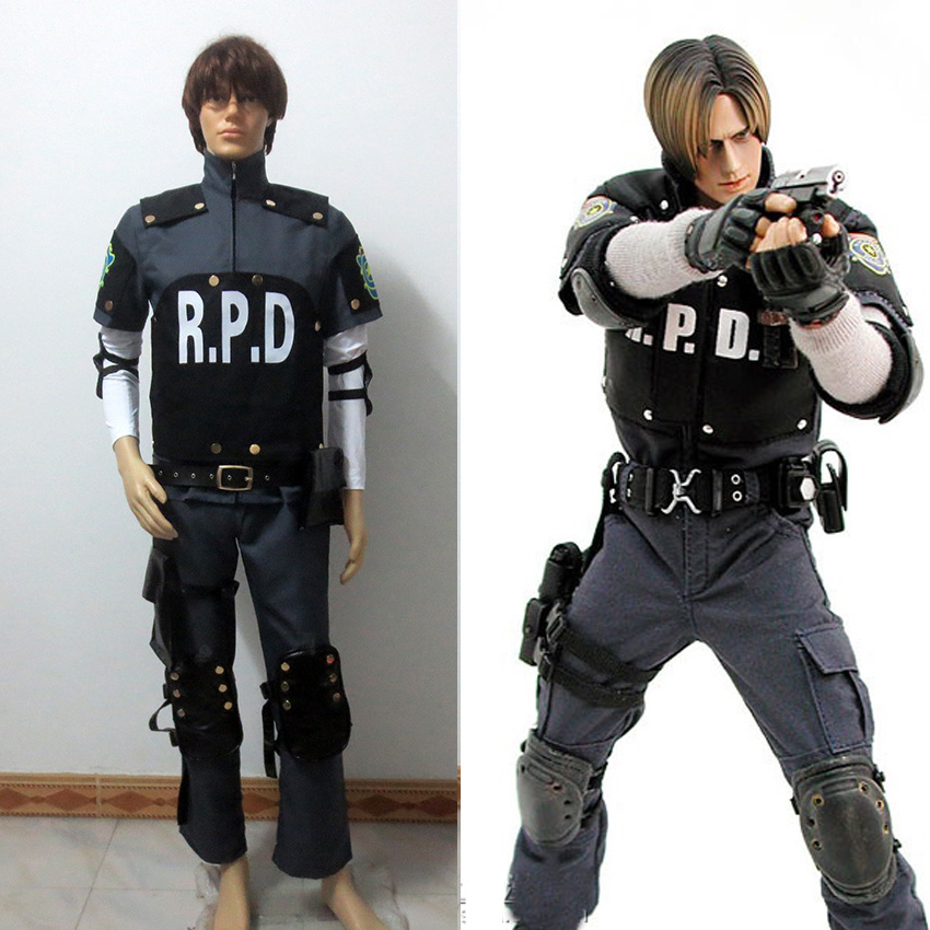 resident evil 4 how to change outfits