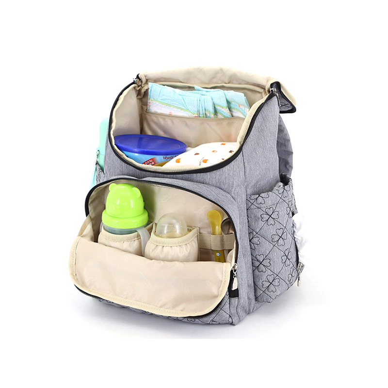 Super Mummy Backpack Large Nappy Bag Baby Care Changing Bag Elegant  Bolsos Stroller Bag Eco-friendly Mommy Insulation Bag baby care super atv 551