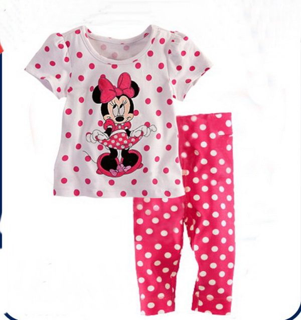 df3219bea36e Children Baby Boy s Girl s Kids cute Princess Shorts Sleeve Pajamas ...