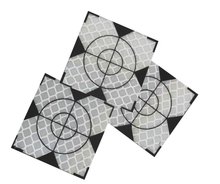 20pcs Reflector Sheet 40 x mm ( 40x40 ) Reflective tape target total station