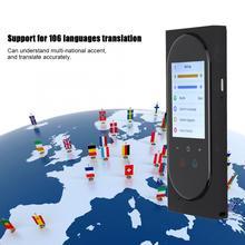 Smart Translator WIFI Intelligent Voice Translator 106 Languages + 44 Languages Photo Translation Tools with Touch Screen все цены