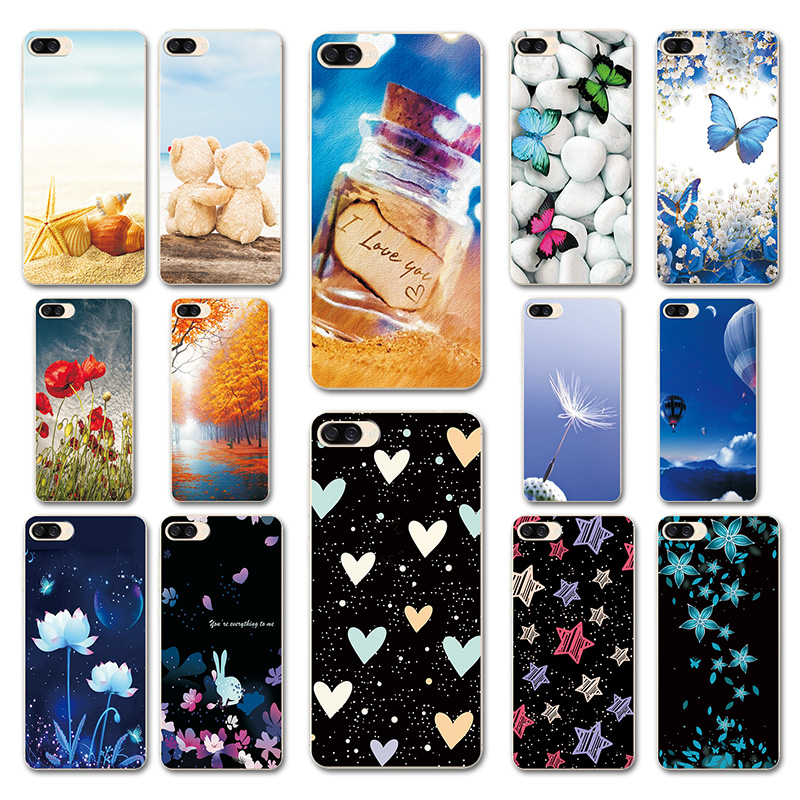 TPU Soft Case For Asus Zenfone 4 Max ZC520KL Heart Case Cover Silicone Coque For Asus Zenfone 4 Max ZC520KL <font><b>ZC520</b></font> <font><b>KL</b></font> X00HD 5.2