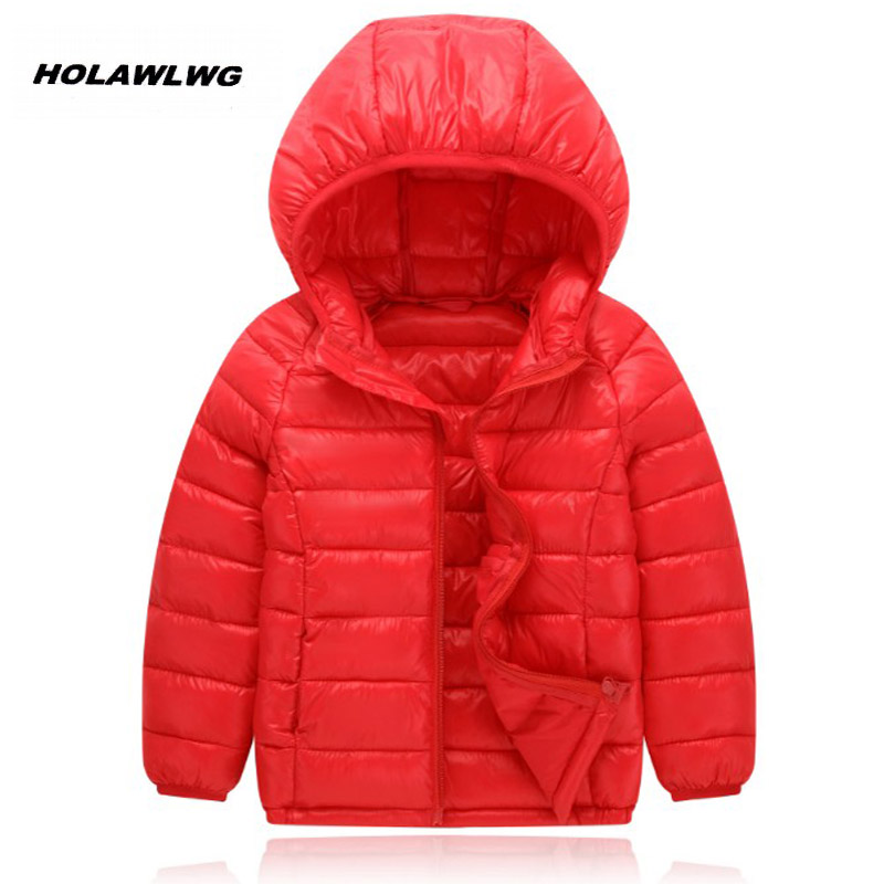 New Winter Warm Boys Girls Thin Down Cotton Coat Baby Kids Autumn Jacket Children Outwear Clothes children winter coats jacket baby boys warm outerwear thickening outdoors kids snow proof coat parkas cotton padded clothes