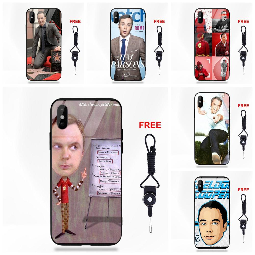 US $3 99 |Sheldon Lee Cooper Bazinga Jim Parsons For Galaxy S8 S9 Plus For  Huawei Honor 7X P20 Lite Mate 10 Pro Redmi 5 Note 5A 6-in Half-wrapped