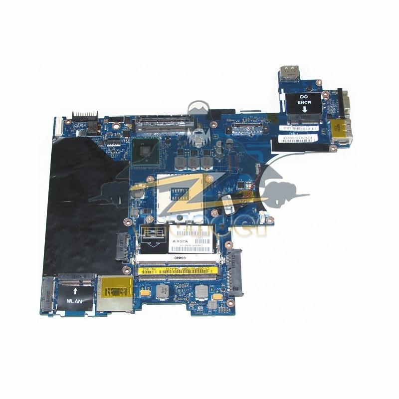 LA-5471P CN-08885V 08885V for dell latitude E6410 laptop motherboard QM67 GMA HD3000 DDR3