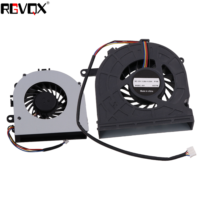 Купить с кэшбэком New Original Laptop Cooling Fan For Lenovo IdeaCentre B320 B325 B320i B325i a pair Notebook Cooler Fans Replacement
