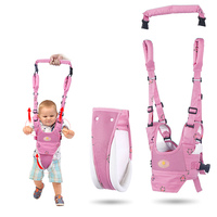 1pc Infant Toddler Baby Safety Harnesses Baby Learning Walking Assistant Leash Backpack Adjustable Strap 6 24Months Kid keeper