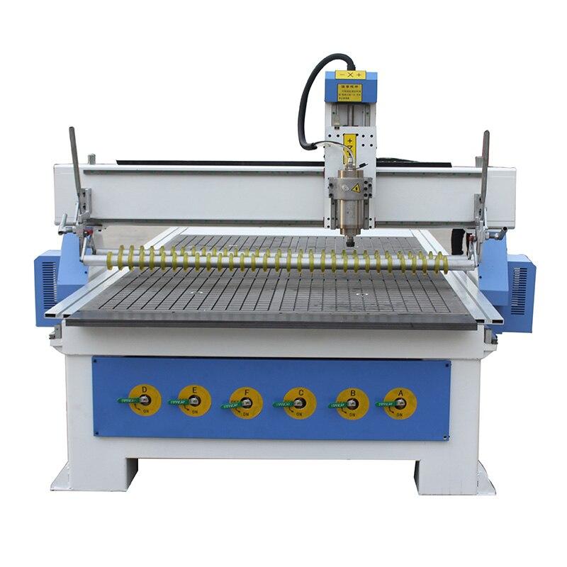 Mchuang 1325 3.2KW Table d'adsorption sous vide CNC Machine à bois
