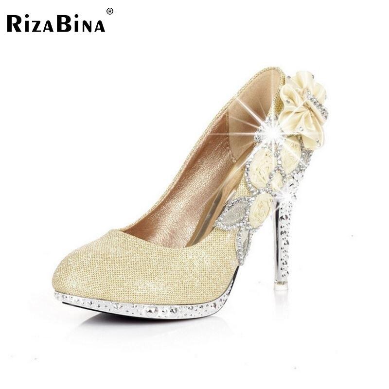 ФОТО women stiletto high heel shoes lady sexy wedding bridal platform spring fashion heeled pumps heels shoes size 34-39 P16729