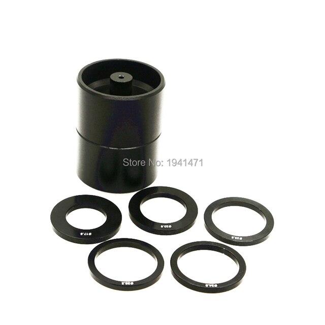 RFDTYGR HG Aluminum Professional Tool :Wheel Piecer Arifact For Tamiya Mini 4WD J024 1Set/lot