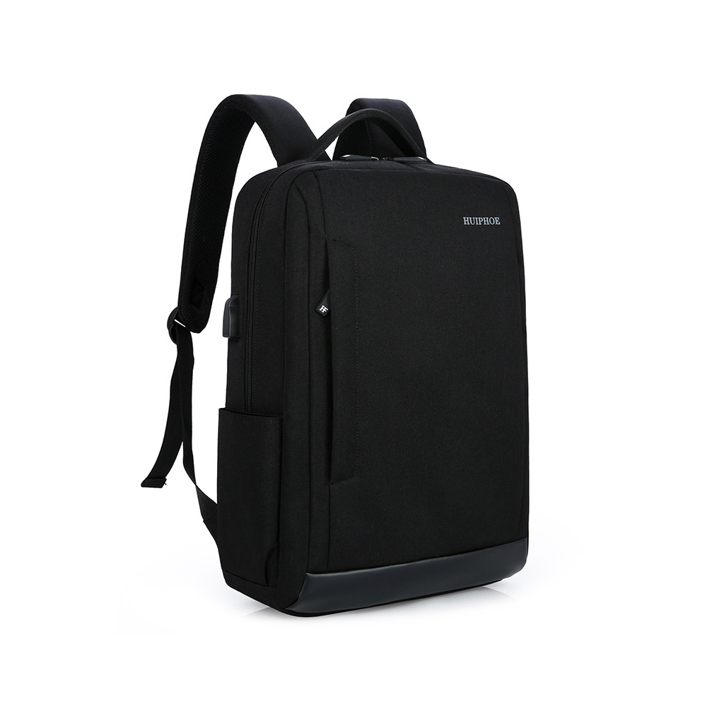 15.6 inch USB Charging Canvas Laptop Backpack Men Women High Quality Backpacks Travel Shoulder Bags School Bags Unisex coofit 3 in 1 multifunction unisex backpack bagpack retro canvas laptop backpacks for women men travel daypack shoulder bag