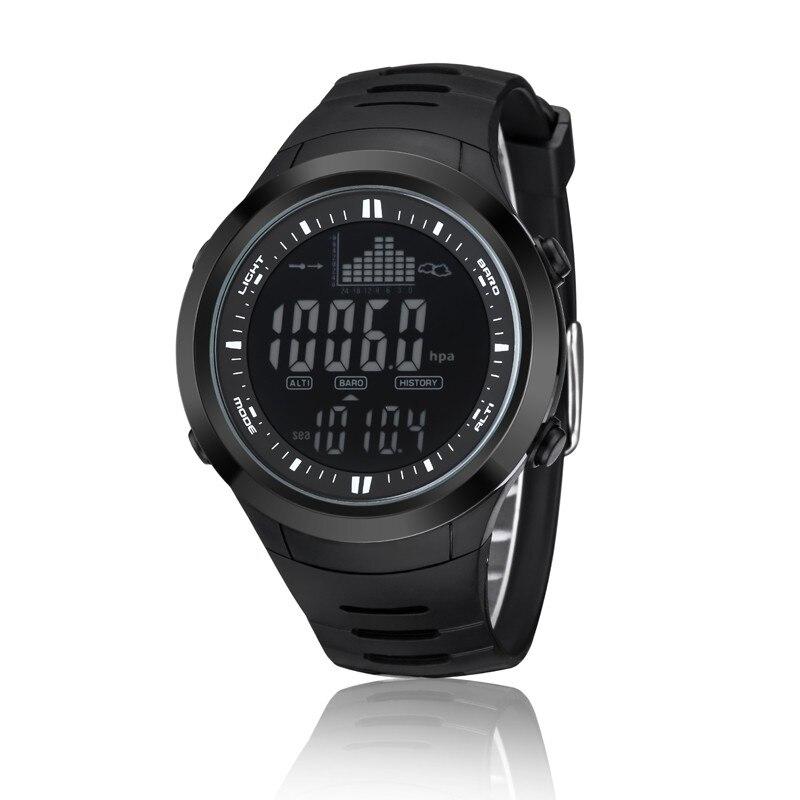 imágenes para Smartwatch SPV709 Pesca Barómetro Reloj 50 M Impermeable Termómetro Altímetro Hombres Militar Deportes Spovan