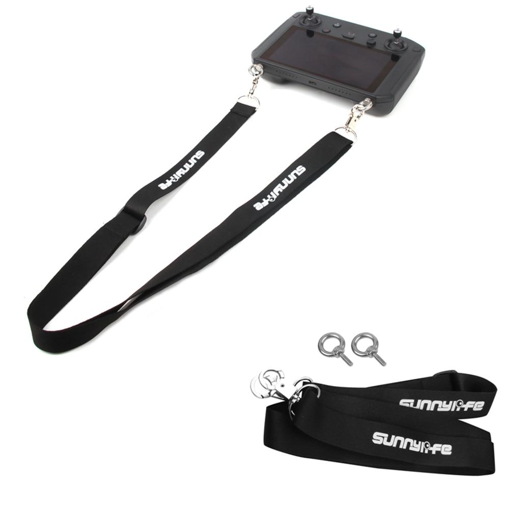 For DJI Mavic 2 Pro Smart Controller Neck Strap Lanyard For DJI Mavic 2 Pro & Zoom Remote Control Drone Accessories Black