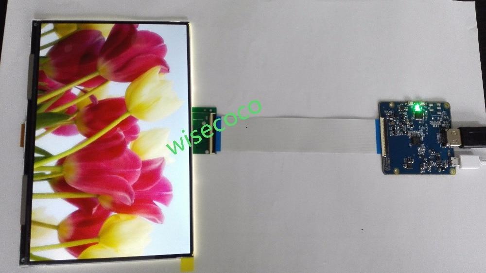 wqxga 2560x1600 - 2560x1600 8.9 inch  WQXGA 2K LCD Module Screen Drive Board HDMI Display DIY Projector Kit 3D Printer Monitor