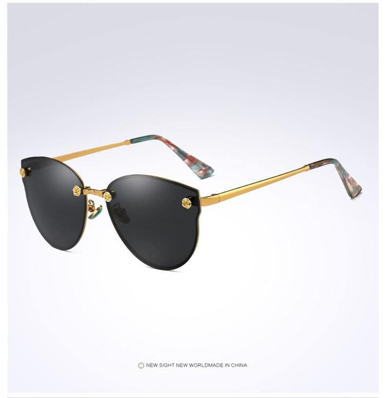 Μαύρο γυαλιά ηλίου νέα γυναικεία - Αξεσουάρ ένδυσης - Φωτογραφία 2