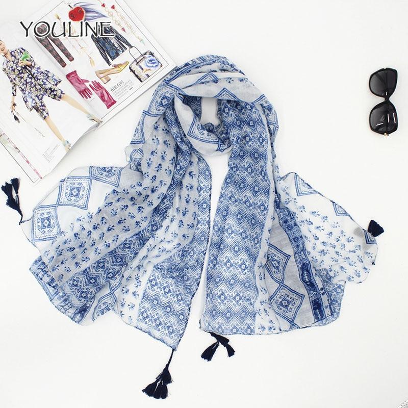 YOULINE SummerFashion Women Scarf Shawl Scarves And Shawls Long Beach Pareo Hijab Spring Silk Scarf Square Wholesale