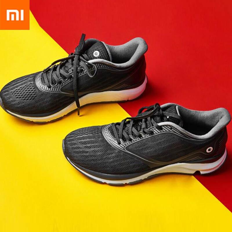 Xiaomi AMAZFIT respirant anti-dérapant course chaussures de sport résistant à l'eau maille supérieure pour randonnée voyage champ Exploration