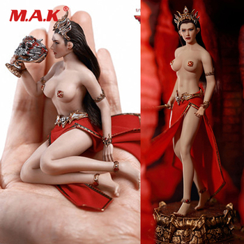 Collectible Full Set TBLeague PL2019-142 1/12 Scale Vampire Queen Arkhalla Collection Action Figure Model for Fans Holiday Gifts collectible 1 12 scale full set thor ragnarok action figure doll figure weapon model for fans holiday gifts