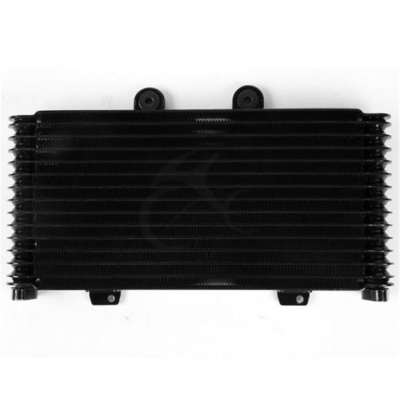 Motorcycle OIL Cooler Radiator Aluminum Replacement For SUZUKI GSF1200 GSF 1200 2001 2005-in Engine Cooling & Accessories from Automobiles & Motorcycles