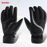 Boodun Waterproof Thermal Women Man Winter Ski Gloves Snowboard Snowmobile Motorcycle Cycling Outdoor Sports