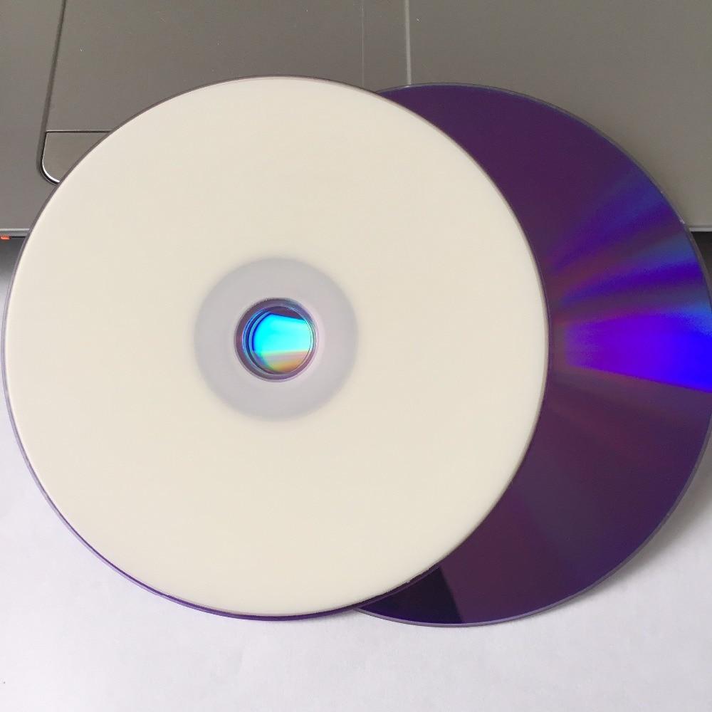 Atacado 10 discos menos de 0.3% taxa de defeito grau a 8.5 gb em branco dvd imprimível + r dl disco