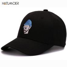 Hatlander 2017 newest adult hat casual cap gorras 6 panel sports casquette for men women cotton adjustable lovers baseball cap