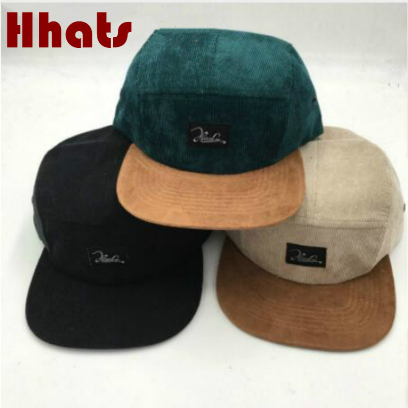 which in shower casual flat brim suede   cap   women corduroy hip hop   cap   5 panel men summer sun hat trend snapback   baseball     cap