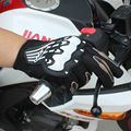 Free shipping Motorcycle gloves riding motorcycle riders protective gloves all finger off road gloves male
