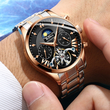 2019 Mens Watches Top Brand Luxury Automatic Mechanical Watch Men Full Steel Business Waterproof Sport Watches Relogio Masculino relogio masculino mens watches top brand luxury automatic mechanical watch men full steel business waterproof sport watches 2019