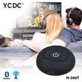 Передатчик Bluetooth V4.0 H-366T Для Динамиков Аудио ТВ Наушники 3.5 мм для ТВ Smart PC MP3 Наушники