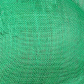 Шляпки из соломки синамей с вуалеткой перья, модные аксессуары для волос популярный свадебный Шляпы очень хороший Новое поступление несколько цветов - Цвет: Зеленый