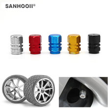 1pcs Universal Auto Bicycle Car Tire Valve Caps Tyre Wheel Air Stems Cover Accessories Car-styling(China)