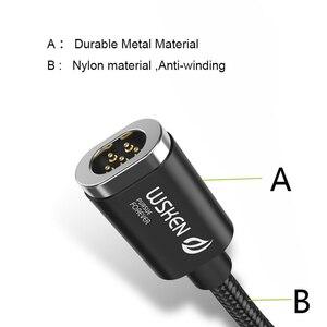 Image 4 - WSKEN מיני 2 מיקרו USB כבל טעינה מהירה מטען מגנטי עבור Samsung galaxy j5 2017 S6 S7 קצה xiaomi redmi note 5 5 בתוספת 4x 5a