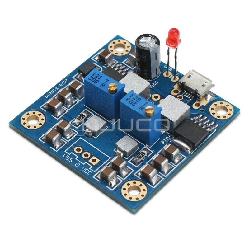 DC4 ~ 12V to 8~18V Power Supply Module Adjustable Voltage Regulator DC 12V Amplifier Power/Driver Module/USB Adapter nc dc dc dc adjustable voltage regulator module integrated voltage meter 8a voltage stabilized power supply