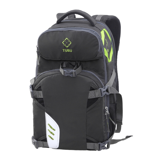 TUBU 6070 Dslr Camera Bag Photo Backpack Tripod Sport Bolso Reflex Bags With Rain Cover camera put 15.6-inch laptop