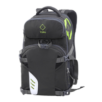 TUBU 6070 Dslr Camera Bag Photo Backpack Tripod Sport Bolso Reflex Bags With Rain Cover camera put 15.6 inch laptop