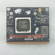 631-0924 MXM G96 GT120 256M Video Graphics Extension Board for Imac  A1225 or 2009 A1279 Xserve(EMC2279,DDR3 1066Mhz)