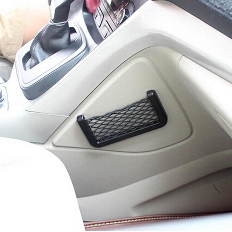 รถกระเป๋าสติกเกอร์สำหรับ Audi A4 B5 B6 B8 A3 A5 A6 Q5 Q7 BMW E30 E34 E36 รถอุปกรณ์เสริมอัตโนมัติชิ้นส่วนด้านนอกการจัดเก็บ