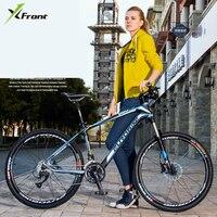 New Brand Carbon Fibre 27 30 Speed Oil Disc Brake Reversal Air Fork Mountain Bike Outdoor