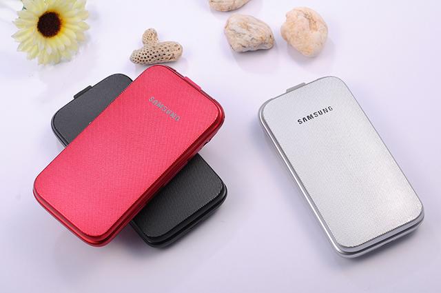 teléfono móvil Original desbloqueado SAMSUNG C3520 Bluetooth FM Radio Flip C3520 teléfono celular