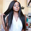 Peruvian Virgin Hair Full Lace Human Hair Wigs Kinky Straight Lace Front Wig Peruvian Lace Front Human Hair Wigs For Black Women