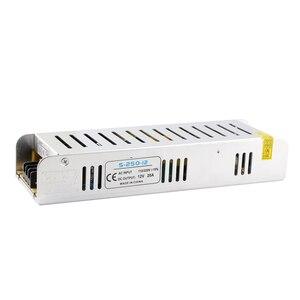 Image 3 - Nguồn DC 12 V 12 V Volt 3A 5A 10A 15A 30A 12 V Cấp Nguồn Đèn LED Đèn LED Chiếu Sáng biến Hình 36W 60W 120W 150W 180W 200W 240W
