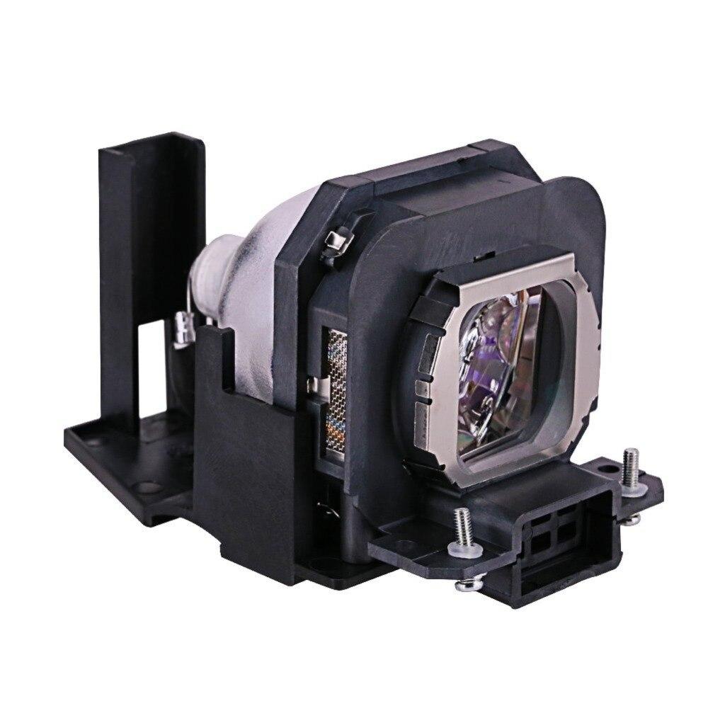 Lampe de projecteur ampoule ET-LAX100 pour PANASONIC PT-AX100 PT-AX100E PT-AX100U TH-AX100 PT-AX200 PT-AX200E PT-AX200U avec boîtier